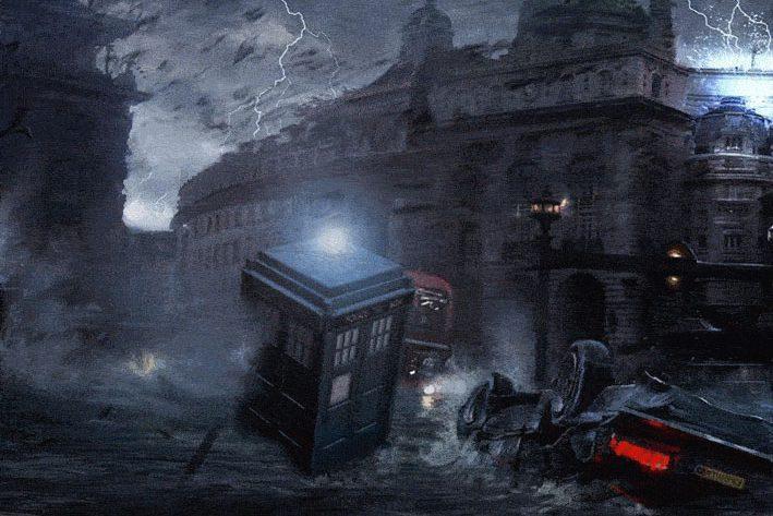 Docteur Qui - Escape Game à Paris